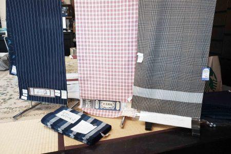 【新作紹介】木綿の着物