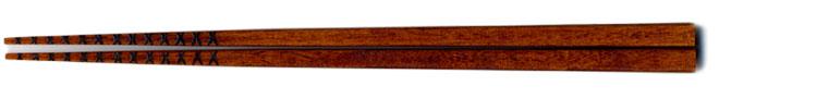 ラーメン箸(中)
