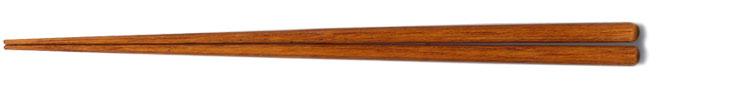 竹焼魚箸(中)